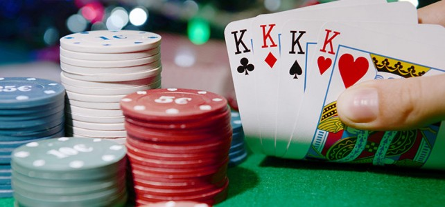 Lite koll på poker